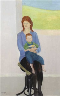 mother and son by barbara warren