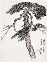 华山松 by he haixia