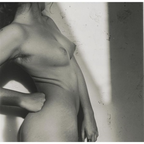 untitled nude self portrait providence rhode island by francesca woodman