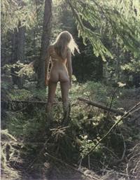 nudist no.4 by torbjørn rødland