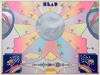 head by peter max