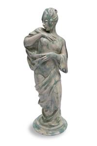 weibliche figur by erna freifrau von langenmantel-reitzenstein