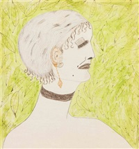lady in waiting by lee godie