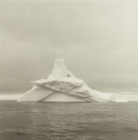 iceberg no 5 disko bay by lynn davis