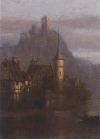 the castle on the lake by sydney herbert