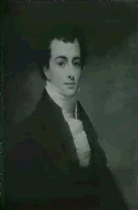 portrait of joseph hume (1777-1855) by colvin smith