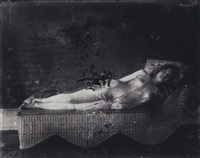 untitled (from storyville portraits) (10 works) by e.j. bellocq