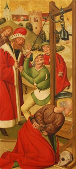 scène d'exécution by german school (16)