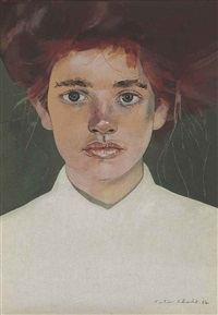 girl fairy i by peter blake