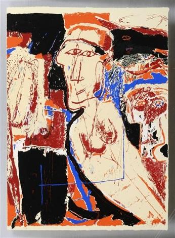 sin título de transparencias del incierto futuro actual sin título 2 works by alejandro santiago