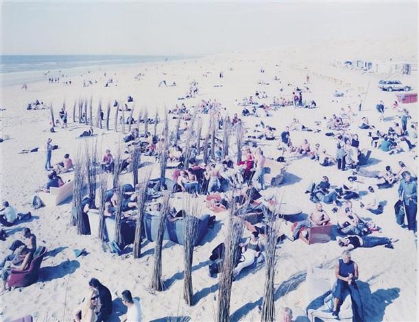 spiaggiona senza moda by massimo vitali