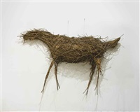 untitled (horse) by deborah butterfield