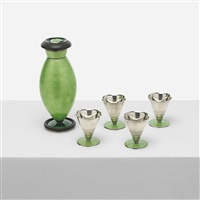 cocktail set (set of 5) by david andersen