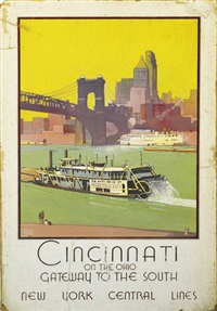 cincinnati by leslie ragan