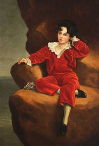 master lambton (after sir thomas lawrence) by wolmer zier