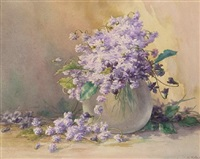 lilacs by helen whitney kelley