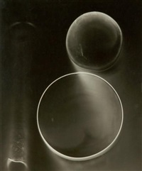 composition (rayogramme) by paul facchetti