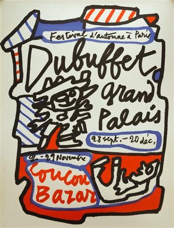 festival dautomne à paris 28 septembre 20 décembre by jean dubuffet