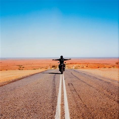 approach to mundi mundi silverton road mundi mundi by shaun gladwell