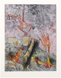 ma chair rie by roberto matta