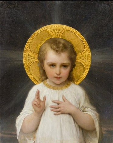 jesus by emile munier