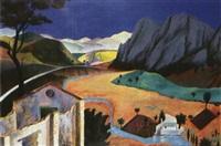 valle del huron by carlos durán
