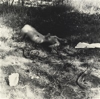 untitled, boulder, colorado by francesca woodman