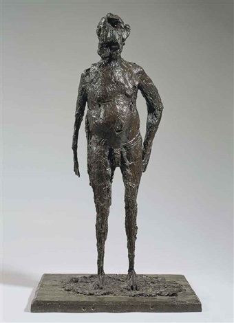 logre by germaine richier
