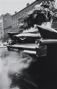 new york (cadillac) by robert frank