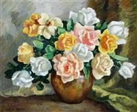 floral still life by sara hess