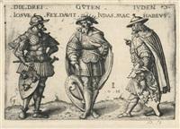 die drei guten juden by daniel hopfer