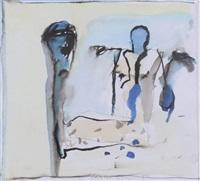 personnage bleu by jean remlinger