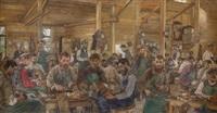 gefangenenlager freistadt by raphael rosenberger