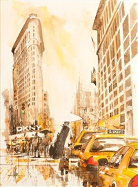nyc 34 by patrick pichon