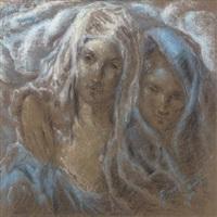 hermanas by fidelio ponce de león