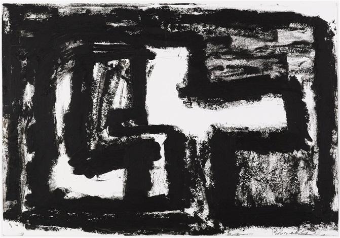 ohne titel from labirinti by jannis kounellis
