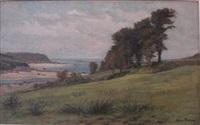 paysage maritime by jules breton