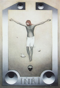 le christ d'après fra angelico by rose-marie krefeld