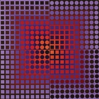zoeld-rm by victor vasarely