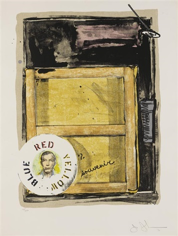 souvenir by jasper johns