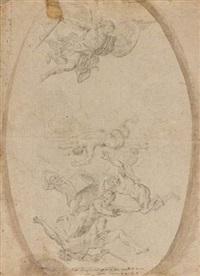 la chute des anges rebelles by giuseppe simonelli