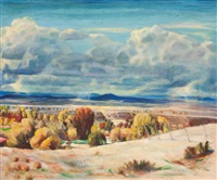last day of autumn by joseph amadeus fleck