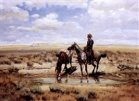 wild horse country by jack n. swanson