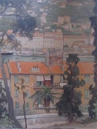 vue du port de nice by serge kislakoff