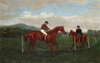 le jockey by george arnull