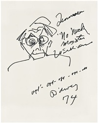 self-portrait by tennessee williams