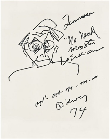 self portrait by tennessee williams