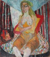 mademoiselle verte by natta konisheva