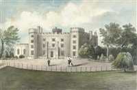 castle kevin, co. cork by john e. bosanquet