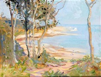 a sandy bay near ayr by henry young alison